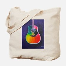 ACOUSTIC GUITAR Tote Bag