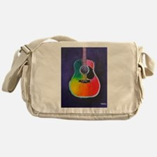 ACOUSTIC GUITAR Messenger Bag