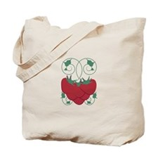 Strawberry Season Tote Bag