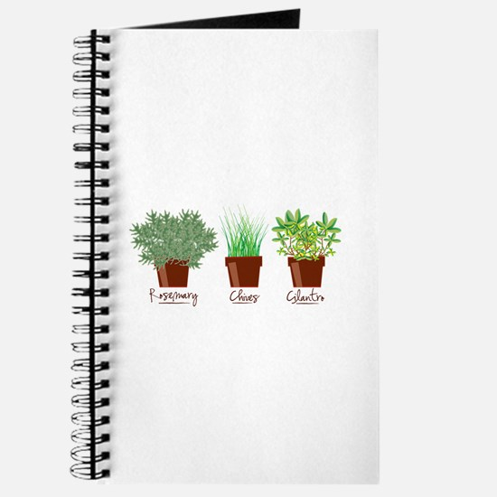 Rosemary Chives Journal