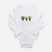 Rosemary Chives Body Suit