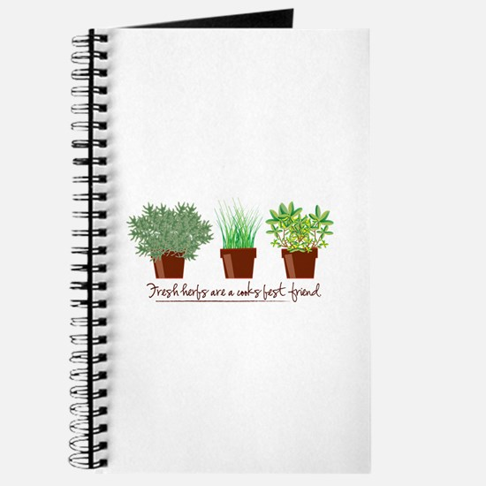Fresh Herbs Journal