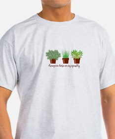 Homegrown Herbs T-Shirt