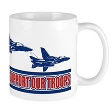 Support Our Troops IV Mugs