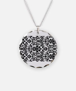Funny Damask Necklace