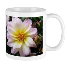Rain-Kissed Dahlia Mugs