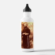 Youg Padre Pio Water Bottle