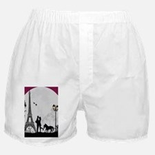 Romantic Landscape Boxer Shorts