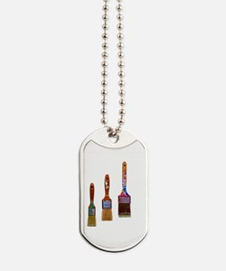 Cute Colors Dog Tags