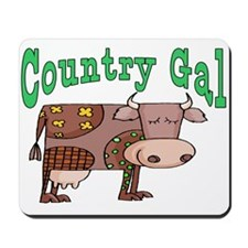 Country Gal Mousepad