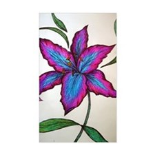 Lily Decal