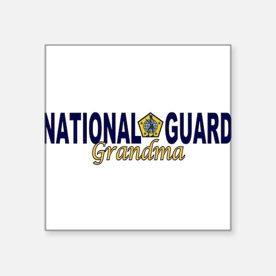 nationalguardgrandma Sticker