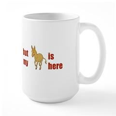 Las Vegas Large Homesick Mug