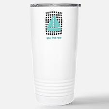 Cool Nautical Sailor Stainless Steel Travel Mug