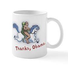 Thanks Obama! Mug