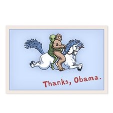 Thanks Obama! Postcards (Package of 8)
