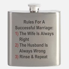 Rules For A Successful Marriage Flask