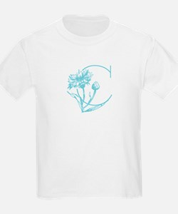 Botanical C Monogram T-Shirt