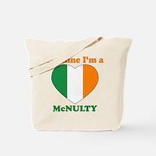 McNulty, Valentine's Day Tote Bag