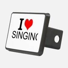I Love Singing Hitch Cover
