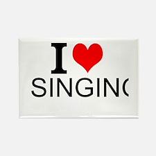 I Love Singing Magnets