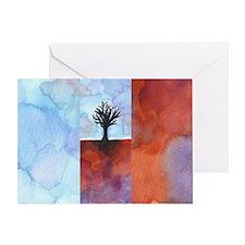 Limbo Greeting Card