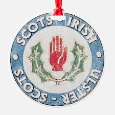Cute Ulster scot Ornament