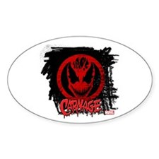 Carnage Chalk Decal