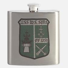 Unique Ff Flask