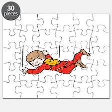 Boy Skydiver Puzzle