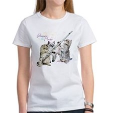 Felines & Flute T-Shirt