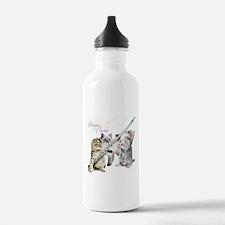 Felines & Flute Water Bottle