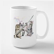 Felines Flute Mug