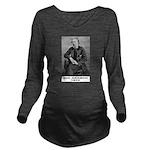 Kit Carson Long Sleeve Maternity T-Shirt