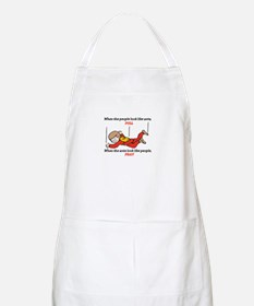 Skydiver Saying Apron