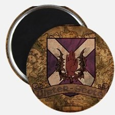 antique Ulster Scots shield Magnets