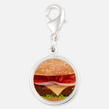 yummy cheeseburger Charms