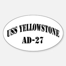 USS YELLOWSTONE Decal