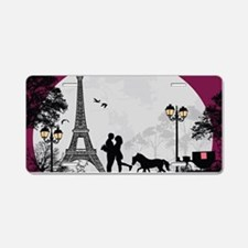 Romantic Landscape Aluminum License Plate
