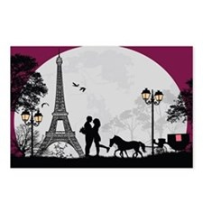 Romantic Landscape Postcards (Package of 8)