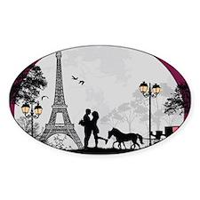 Romantic Landscape Decal