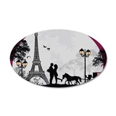 Romantic Landscape Wall Decal