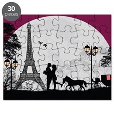 Romantic Landscape Puzzle