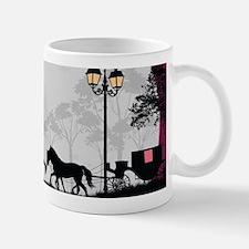 Romantic Landscape Mugs