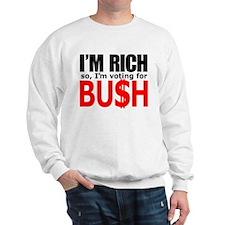 Anti-Bush Sweatshirt