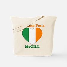 McGill, Valentine's Day Tote Bag