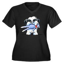 Lil Love Monkey Plus Size T-Shirt