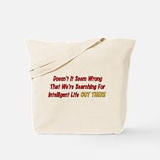 Intelligent Life Tote Bag