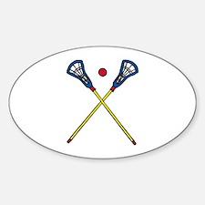 Lacrosse Gear Decal