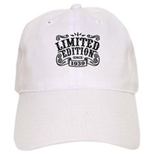Limited Edition Since 1939 Baseball Cap